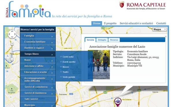 portale romacapitale sis mediaera